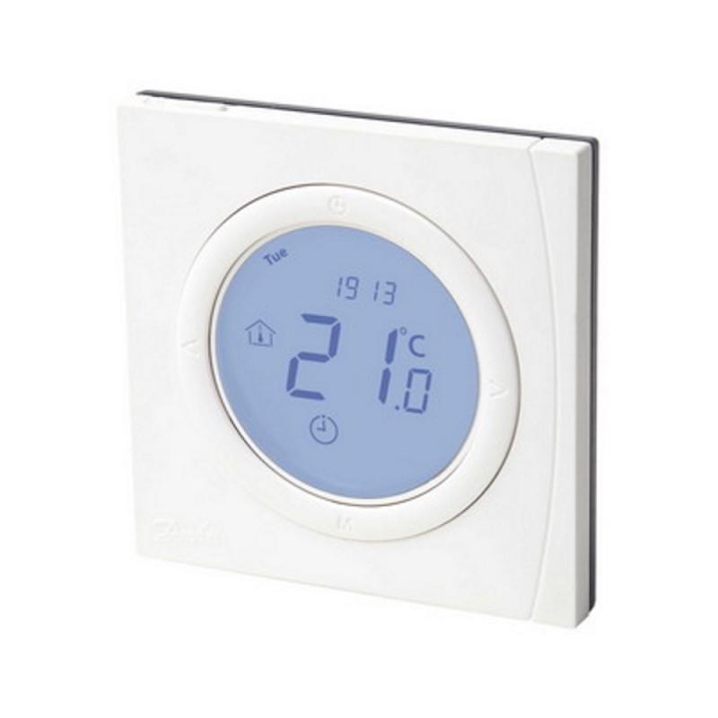 Комнатный термостат Danfoss с дисплеем 5-35°С 088U0625