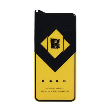 Защитное стекло Film Ceramic Yellow для Realme XT Чёрный