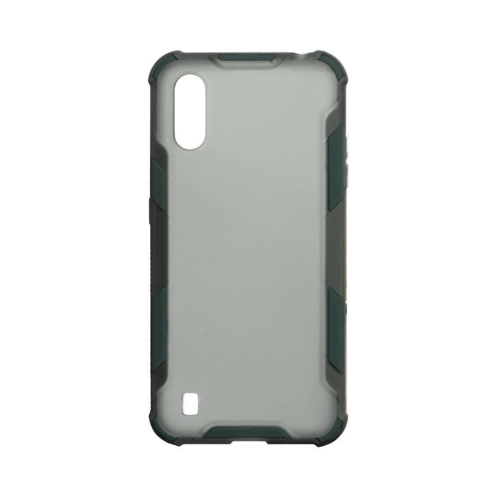 Чехол Armor Case Color для Samsung Galaxy A01 SM-A015 Зеленый
