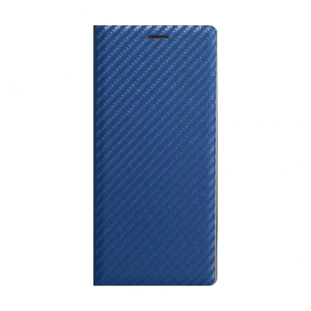 Чохол-книжка Anchor Carbon для Samsung Galaxy A71 SM-A715 Синій
