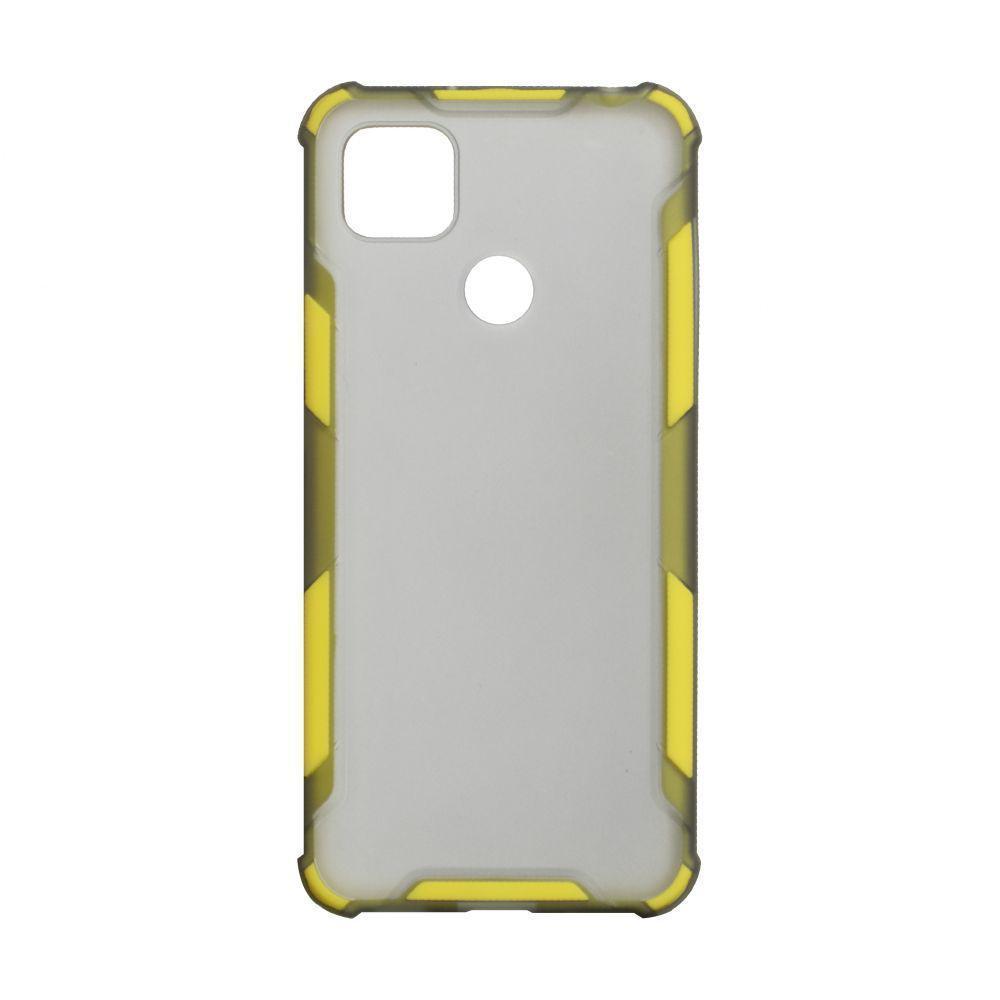 Чохол Armor Case Color для Xiaomi Redmi 9С Жовтий