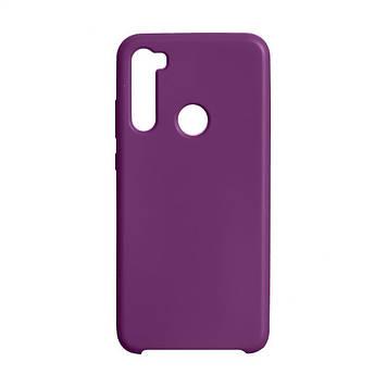 Чехол Totu Case Soft для Xiaomi Redmi Note 8T Цвет Light purple