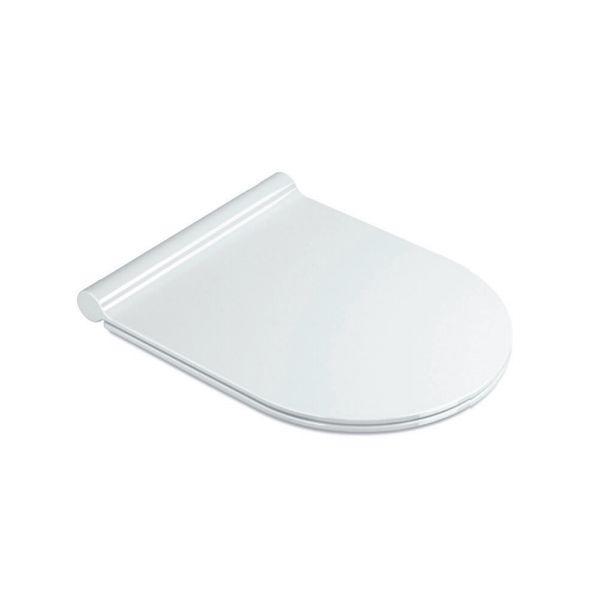Кришка-сидіння Catalano Sfera Soft-Close Plus, білий сатинований (5SCSTPBM)
