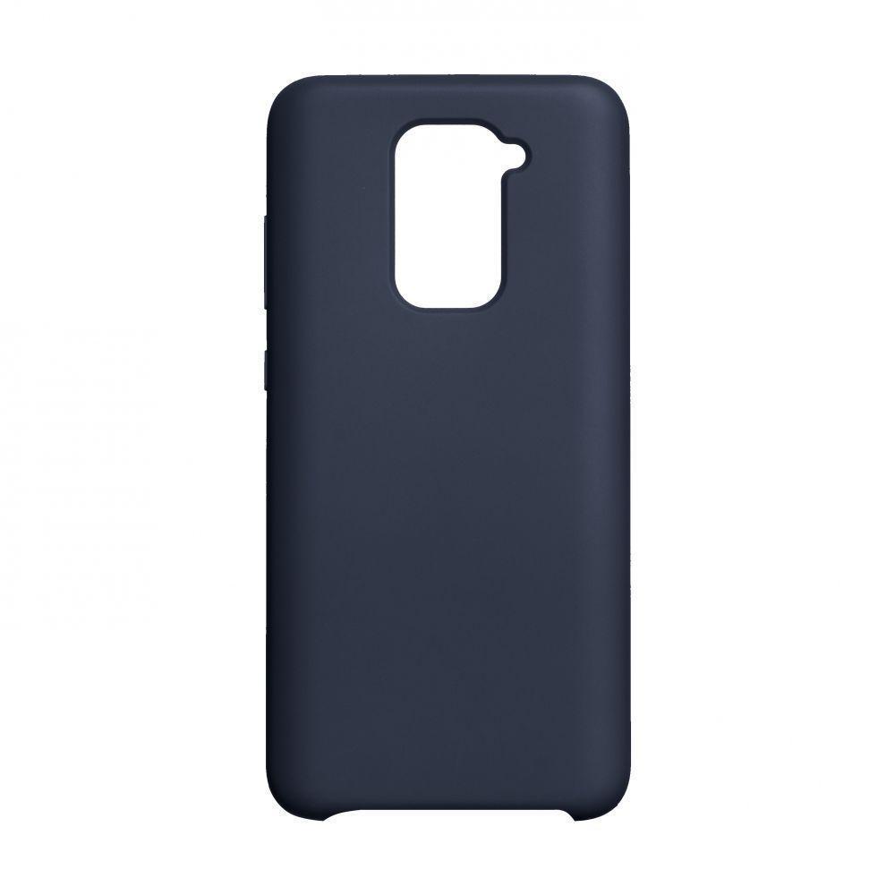 Чехол Totu Case Soft для Xiaomi Redmi Note 9 Цвет Midnight Blue