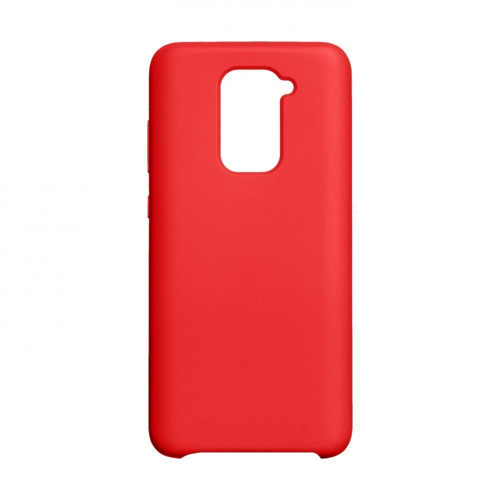 Чехол Totu Case Soft для Xiaomi Redmi Note 9 Цвет Red