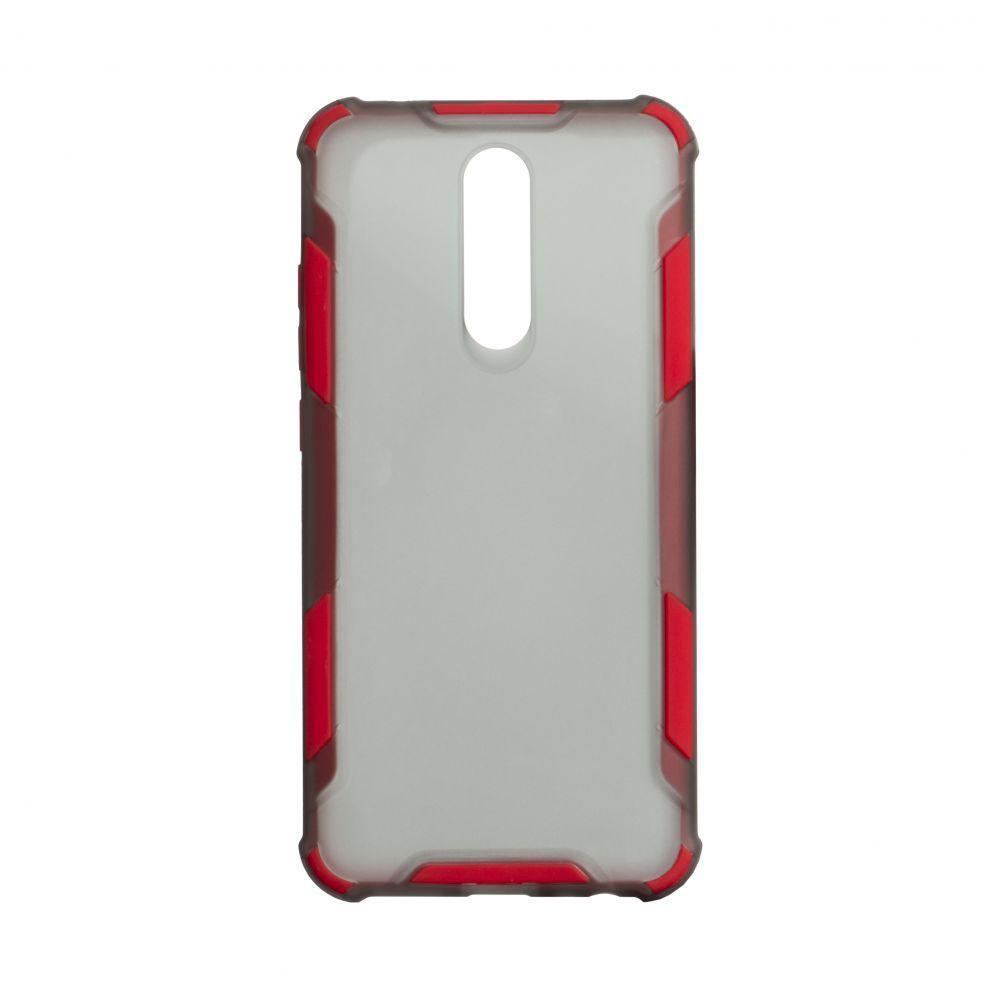 Чехол Armor Case Color для Xiaomi Redmi 8 Красный