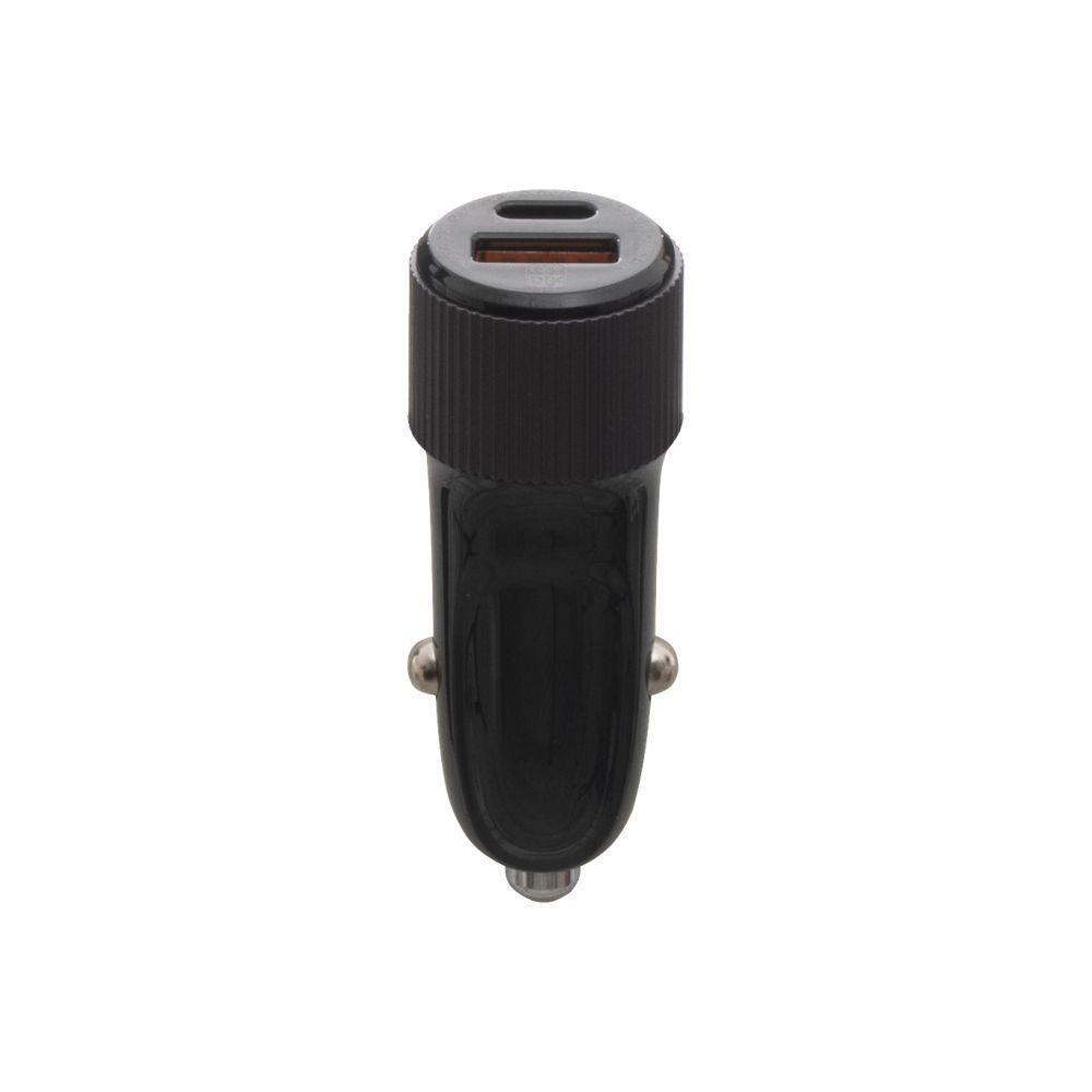 Автомобильное зарядное LDNIO C510Q 3.5A 36W Quick Charge 3.0 Micro USB Чёрный