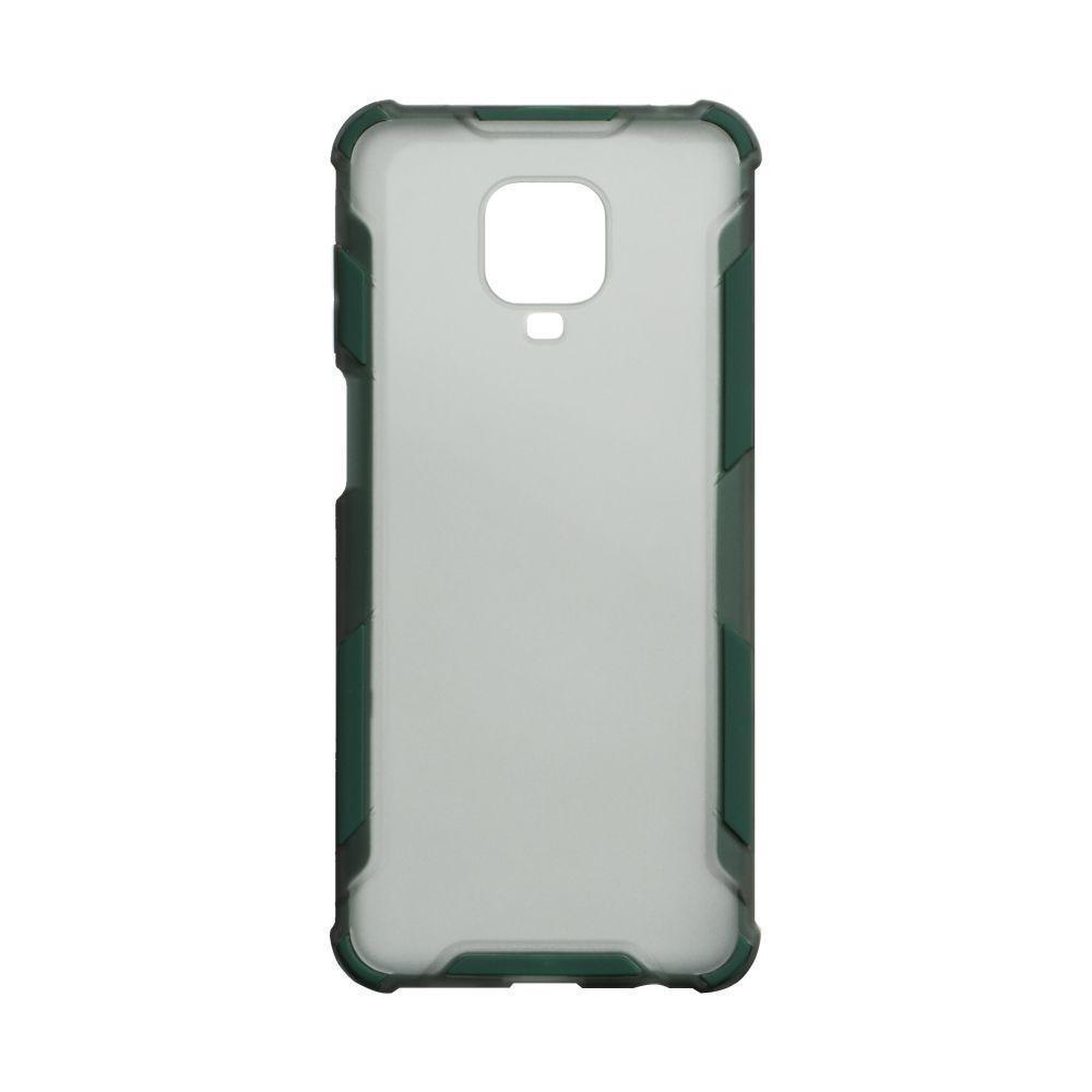 Чохол Armor Case Color для Xiaomi Redmi Note 9 Pro Зелений