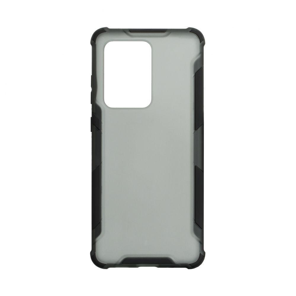 Чехол Armor Case Color для Samsung Galaxy S20 Ultra SM-G988 Черный