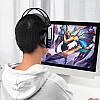 Наушники Borofone BO100 PC игровая гарнитура для компьютера Черный, фото 6