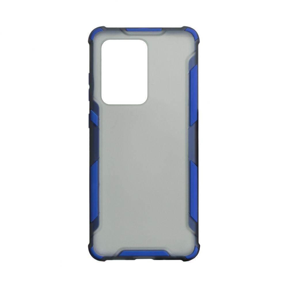 Чехол Armor Case Color для Samsung Galaxy S20 Ultra SM-G988 Синий