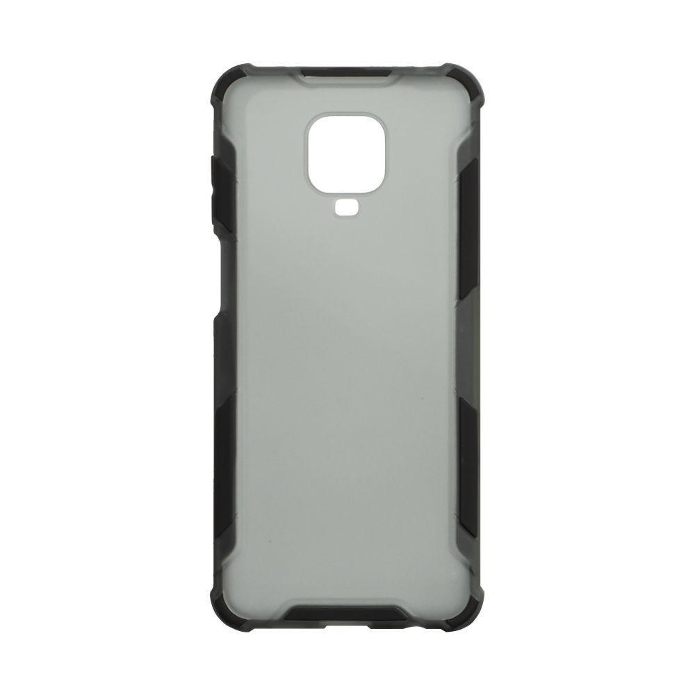 Чохол Armor Case Color для Xiaomi Redmi Note 9s Чорний