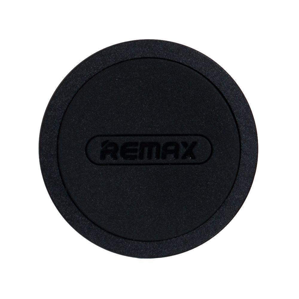 Автомобильный держатель Remax RM-C30 магнитная фиксация телефона Чёрный