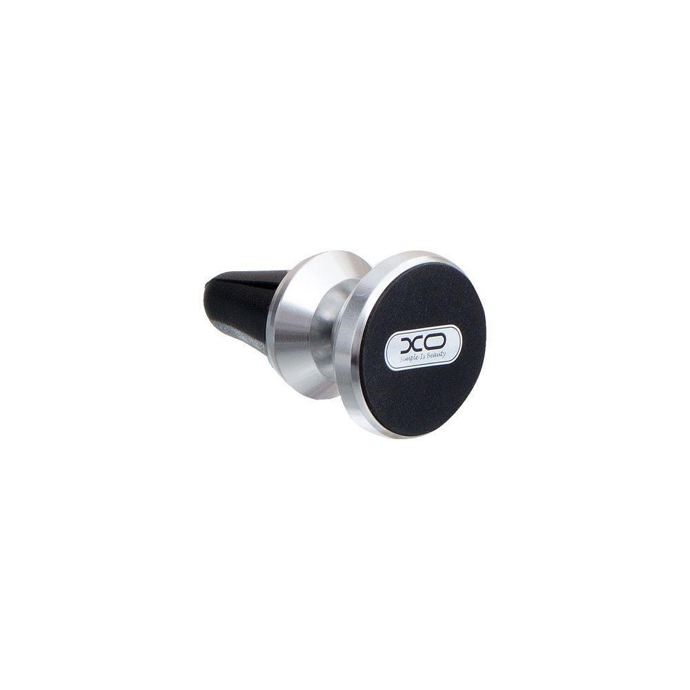 Автомобільний тримач XO C9 магнітна фіксація телефону Сталевий