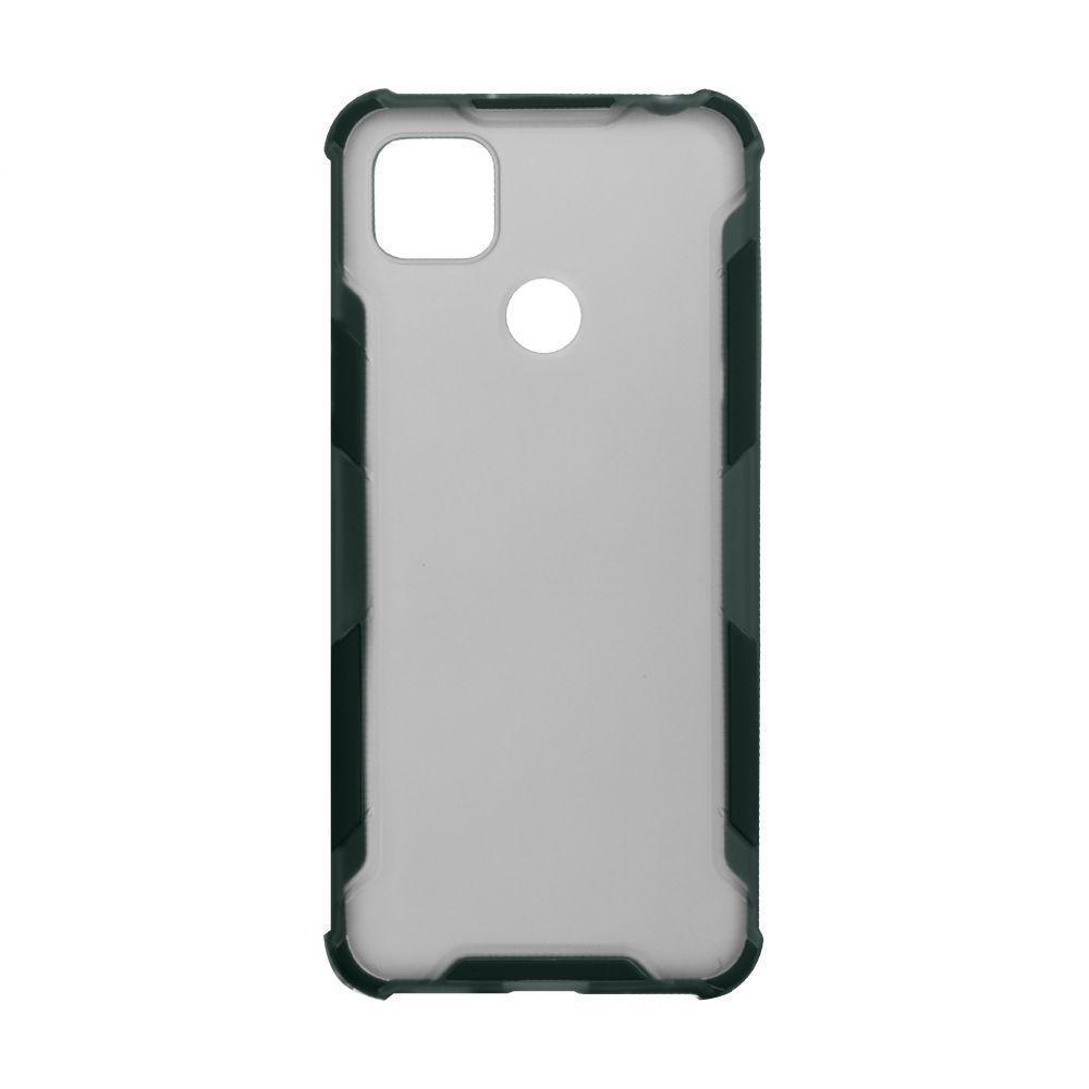 Чохол Armor Case Color для Xiaomi Redmi 9С Чорний