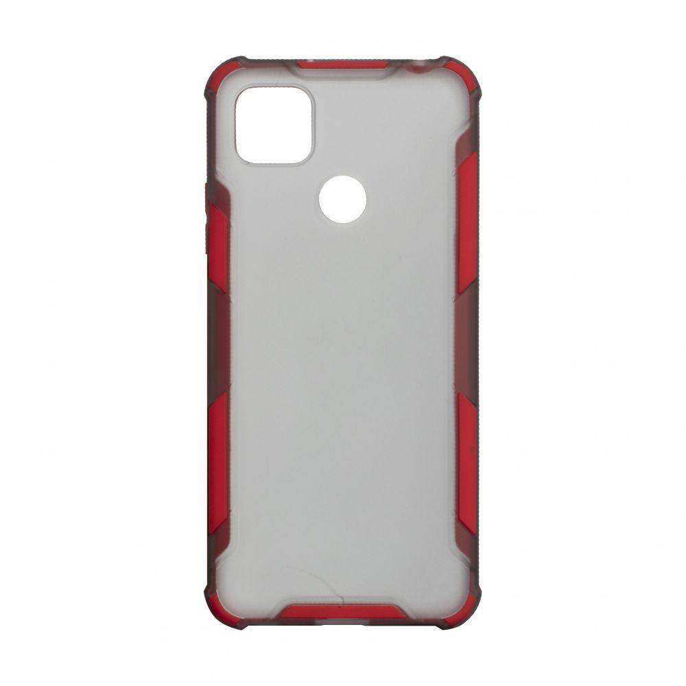 Чехол Armor Case Color для Xiaomi Redmi 9С Красный