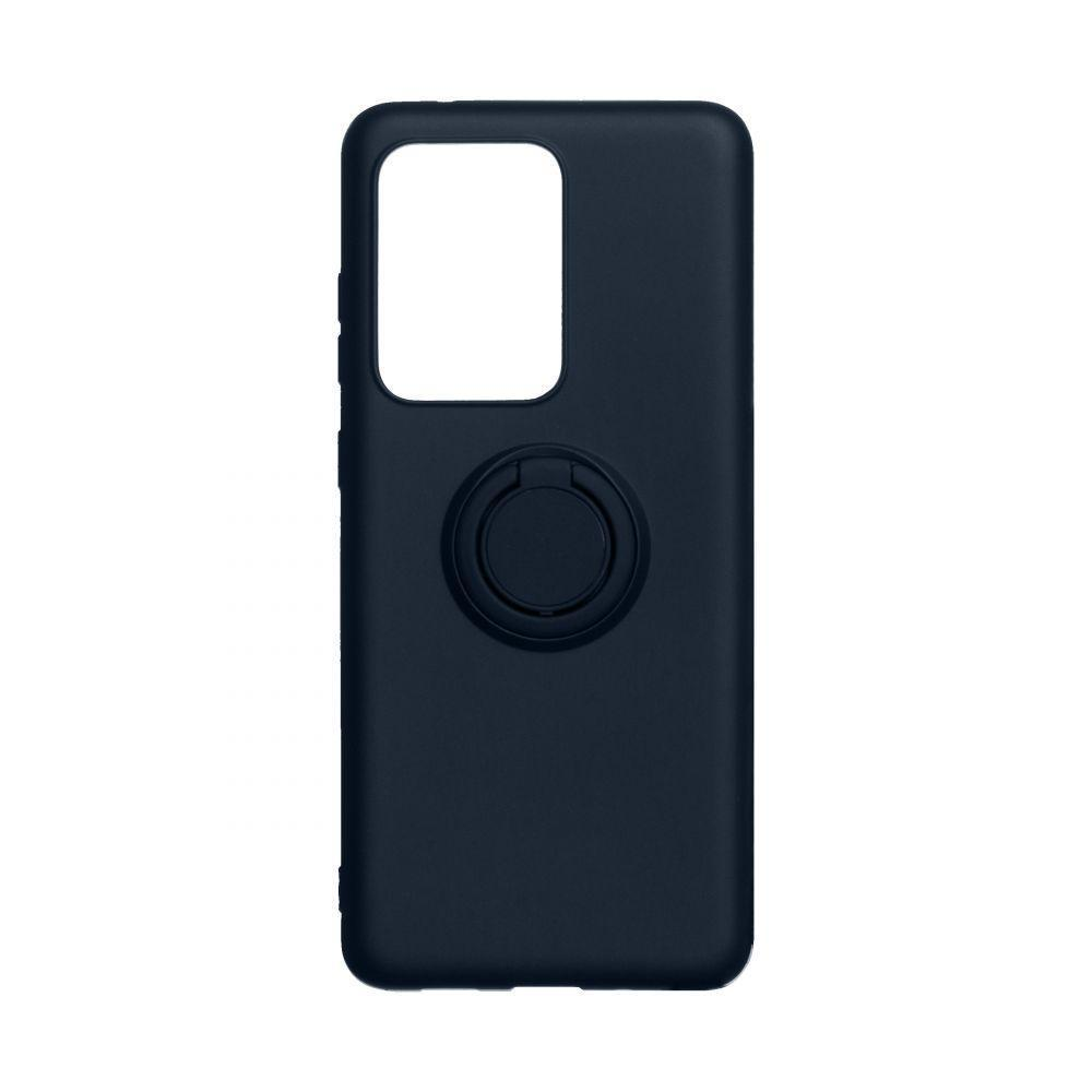 Чохол Totu Ring Color для Samsung Galaxy S20 Ultra SM-G988 Темно-Синій