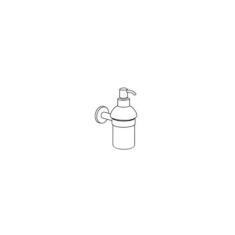 Помпа для дозатора IBB Shower , хром (AVU23), фото 2