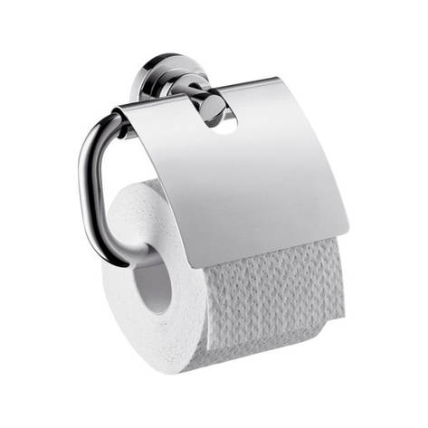 Тримач для туалетного паперу, Axor Citterio, хром (41738000), фото 2