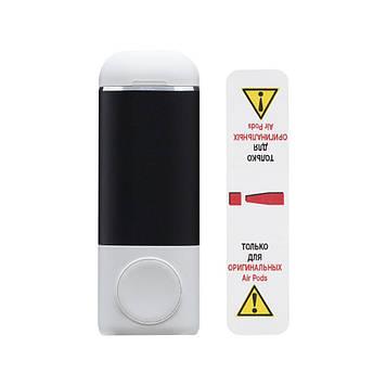 Портативная батарея Power Bank Wuw N31 беспроводная зарядка Airpods Бело-Чёрный