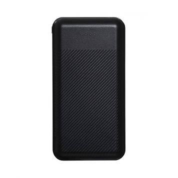 Портативная батарея Power Bank Borofone BT27A LED индикатор 20000 mAh Чёрный