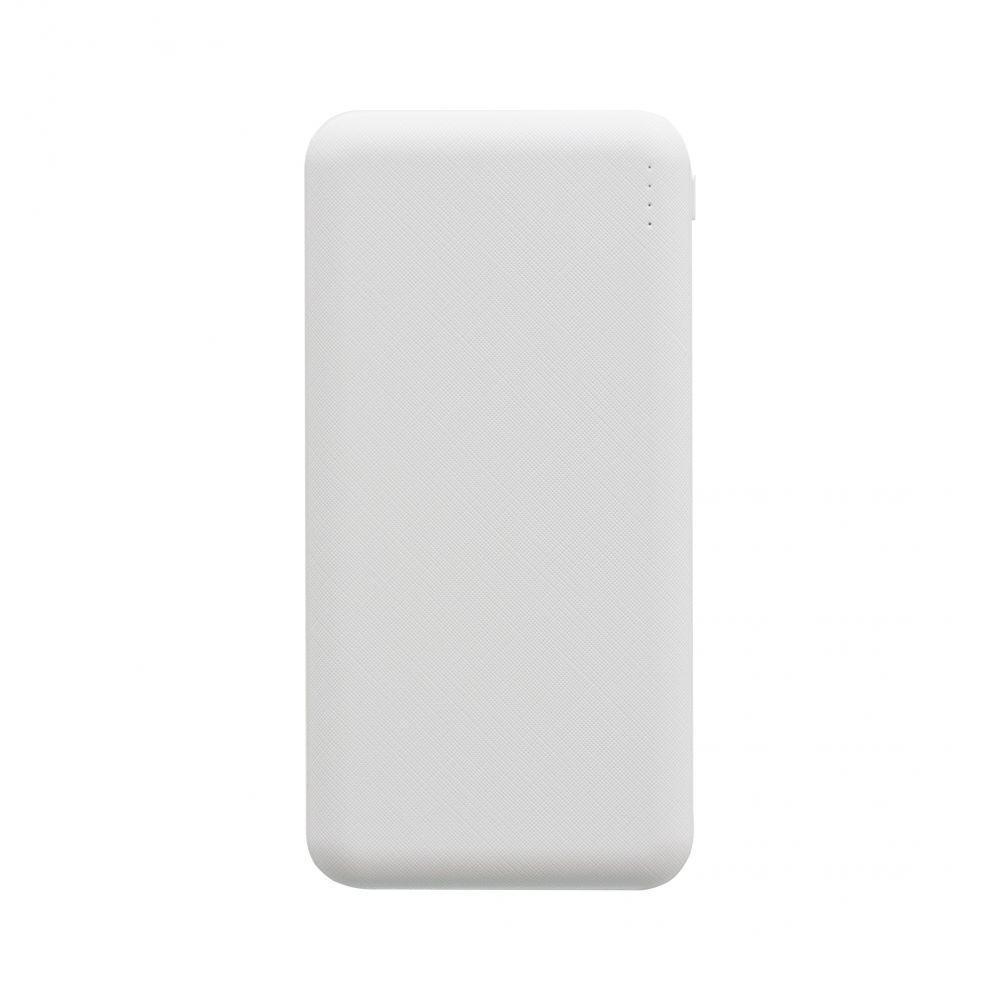 Портативная батарея Power Bank Borofone BT20 LED индикатор 10000 mAh Белый