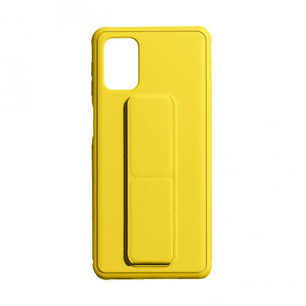 Чехол Sih Brackets для Samsung Galaxy M51 SM-M515 Yellow