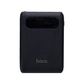 Портативная батарея Power Bank Hoco B20 18W 10000 mAh Чёрный