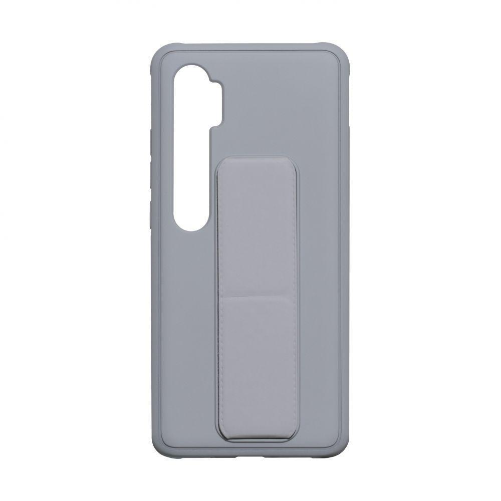 Чохол Sih Brackets для Xiaomi Mi Note 10 Grey