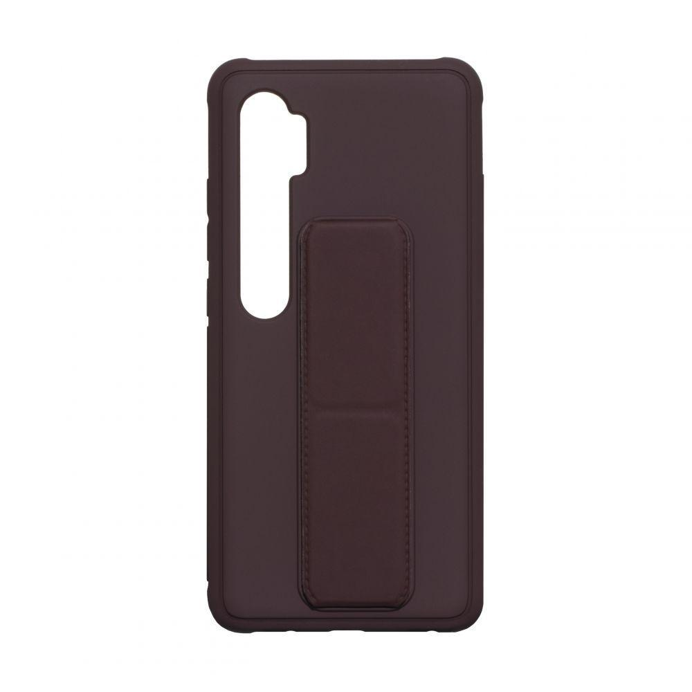 Чехол Sih Brackets для Xiaomi Mi Note 10 Brown