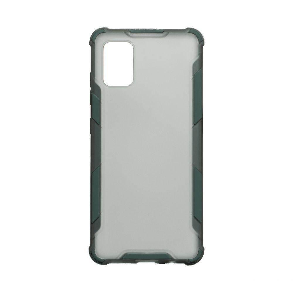 Чехол Armor Case Color для Samsung Galaxy S10 Lite SM-G770 Зеленый