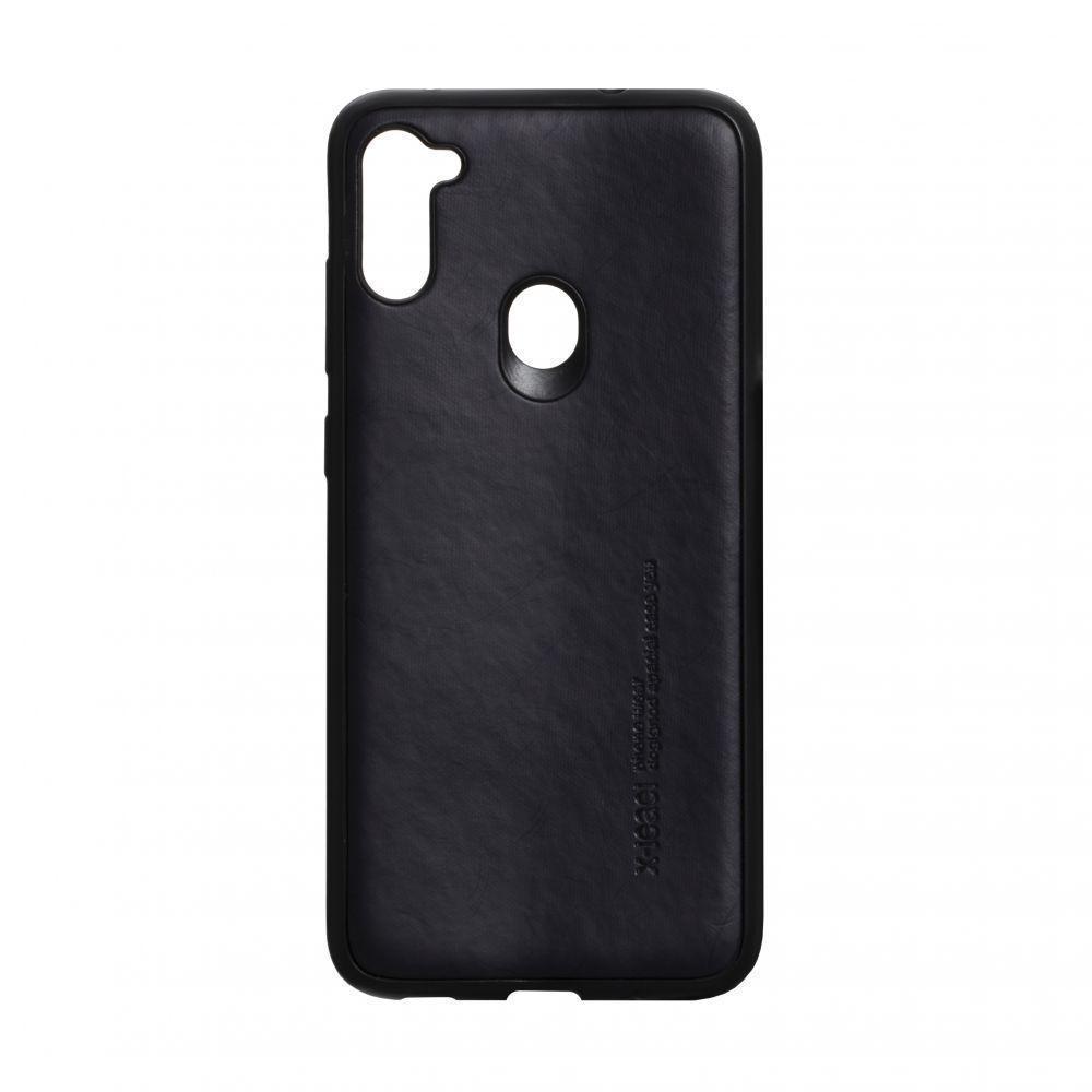 Чохол Anchor Leael Color для Samsung Galaxy A11 SM-A115 Чорний