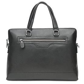 Чоловіча шкіряна сумка Keizer K19153-1-black