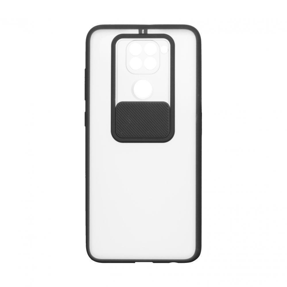 Чохол Totu Curtain для Xiaomi Redmi Note 9 Чорний