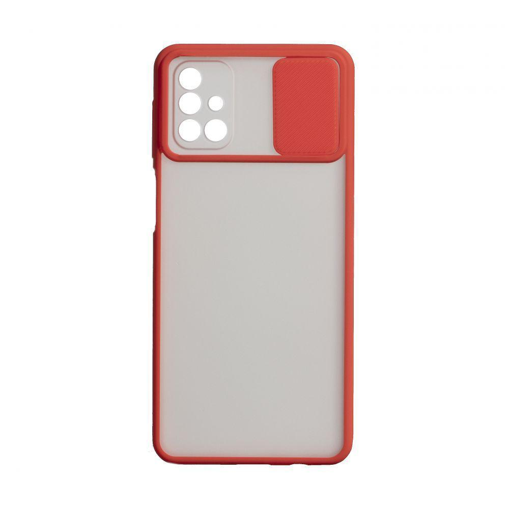 Чохол Totu Curtain для Samsung Galaxy M31s SM-M317 Червоний