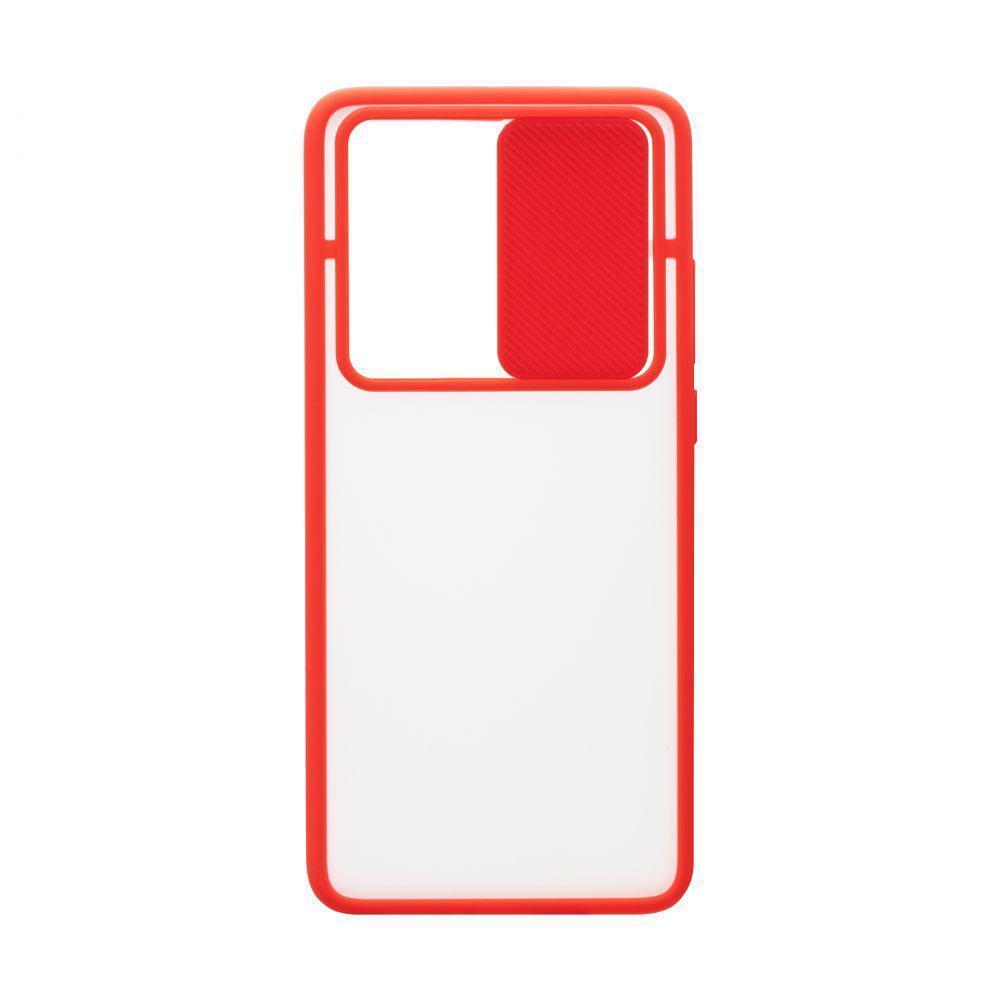 Чехол Totu Curtain для Huawei P40 Pro Красный