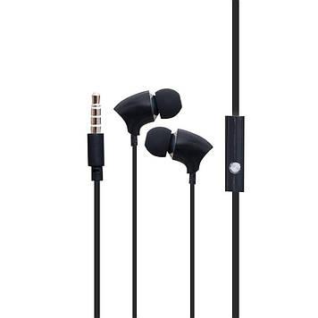 Вакуумные наушники Borofone BM26 гарнитура для телефона Черный
