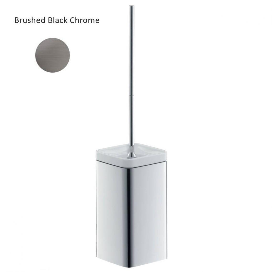 Щітка для унітазу Axor Urquiola, brushed black chrome (42435340)