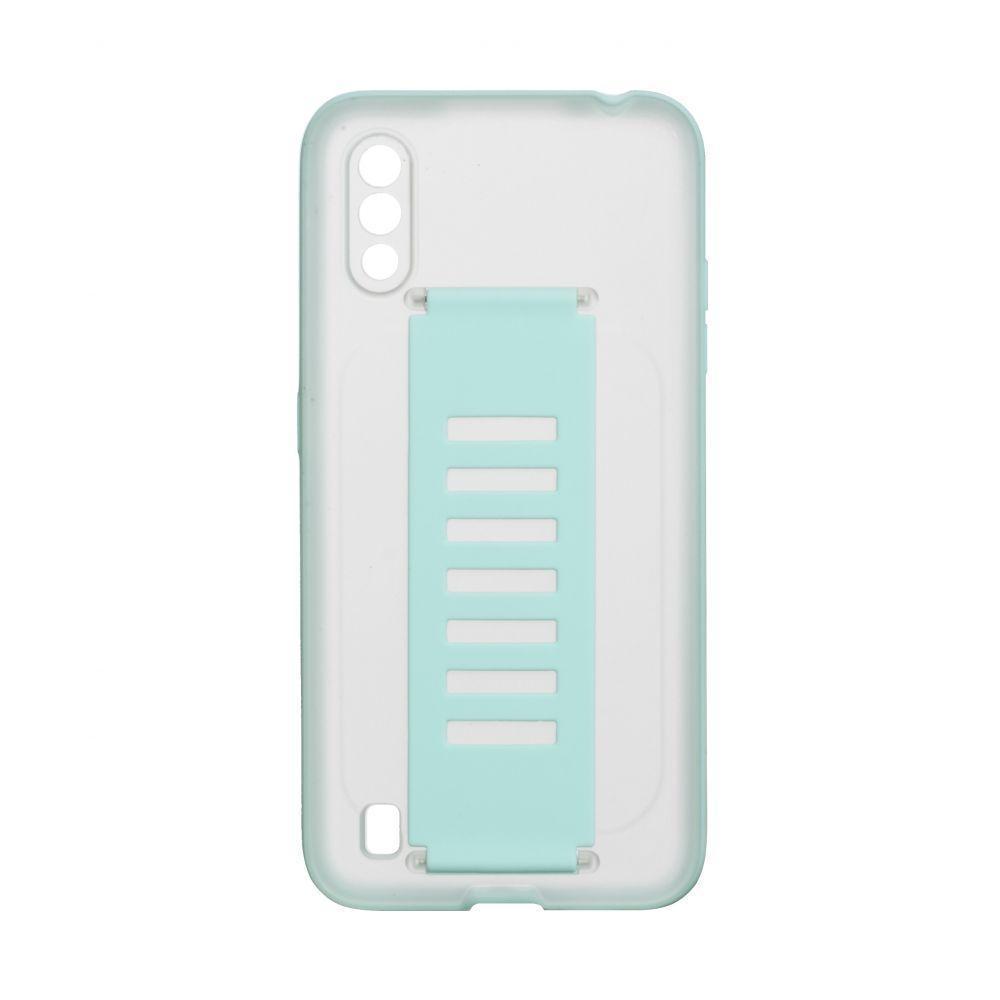 Чохол Totu Harness для Samsung Galaxy A01 SM-A015 Бірюзовий