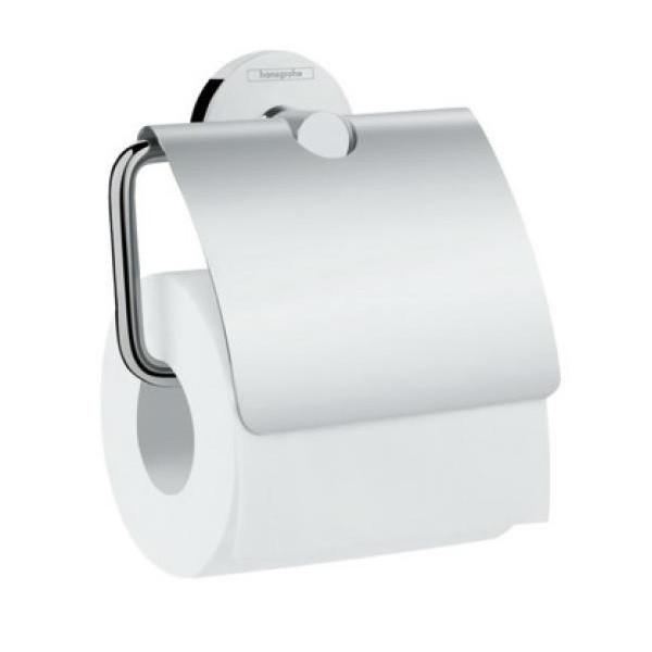 Тримач туалетного паперу Hansgrohe Logis Універсальний 41723000