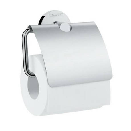 Тримач туалетного паперу Hansgrohe Logis Універсальний 41723000, фото 2