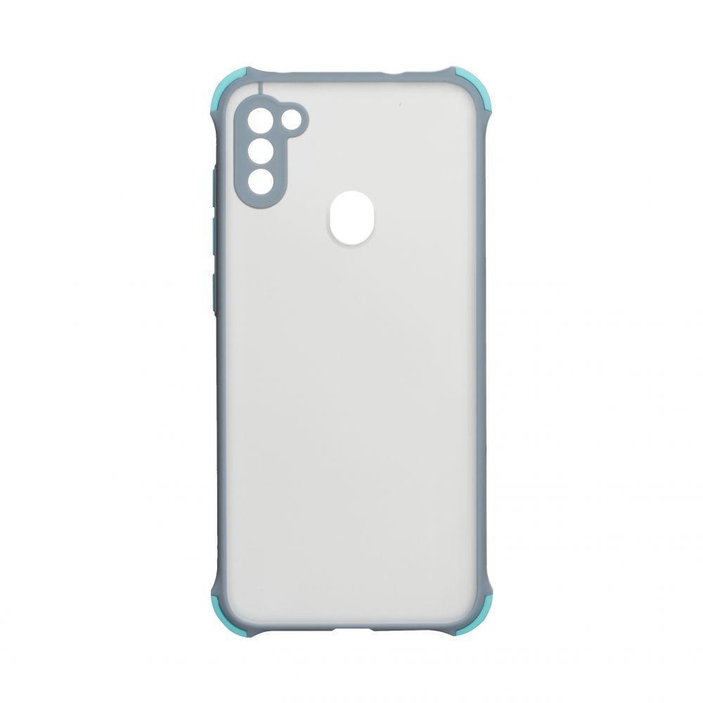 Чехол Totu Armor Frame для Samsung Galaxy A11 SM-A115 Серый