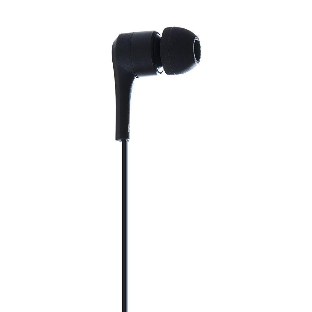 Вакуумні навушники Celebrat D3 гарнітура для телефону Чорний