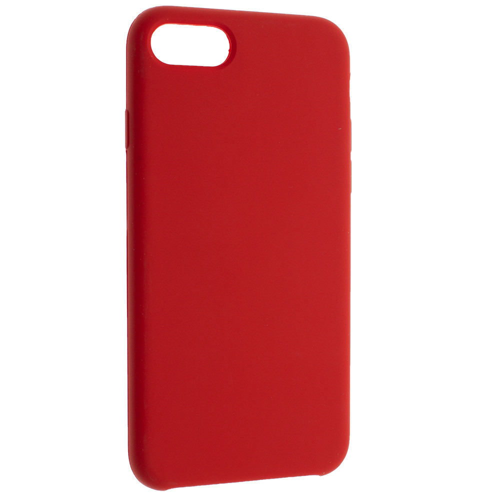 Чохол Baseus Silicone Case для Apple iPhone 8/ iPhone 7 Червоний