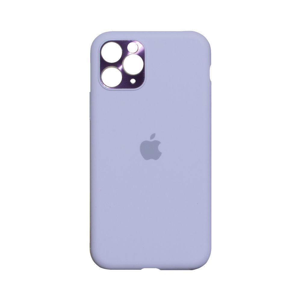 Чохол Totu Camframe Color для Apple Iphone 11 Pro Колір 39, Light Purple