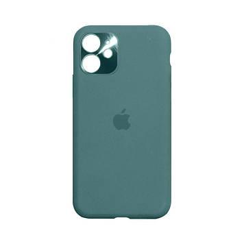 Чехол Totu Camframe Color для Apple Iphone 11 Цвет 55, Pine Green