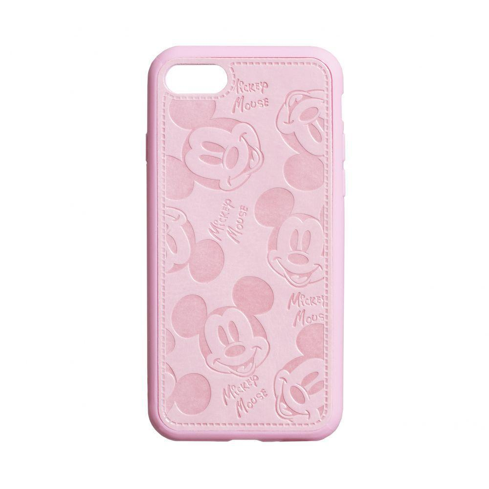 Чехол Totu Mickey для Apple iPhone SE 2020 Розовый