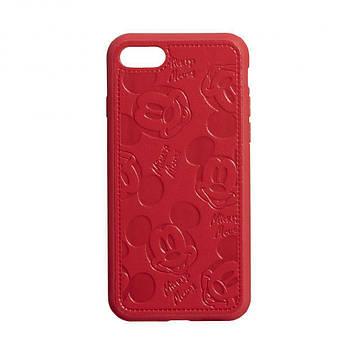 Чехол Totu Mickey для Apple iPhone SE 2020 Красный