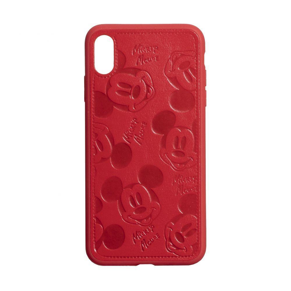 Чехол Totu Mickey для Apple iPhone Xs Max Красный