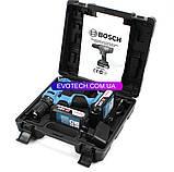 Шуруповерт Bosch GSR 18-2-LI Plus (18V 2A/h Li-Ion) Акумуляторний дриль-шупуповерт Bosch, фото 7